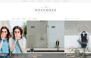 (Free)(Premium) November Blogger Template Themes