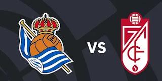 Resultado Granada vs Real Sociedad liga 23-9-21