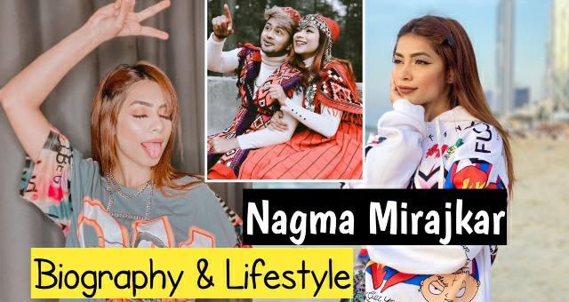 Nagma Mirajkar (TikTok) - Biography, Lifestyle, Boyfriend and Income | Awez Darbar