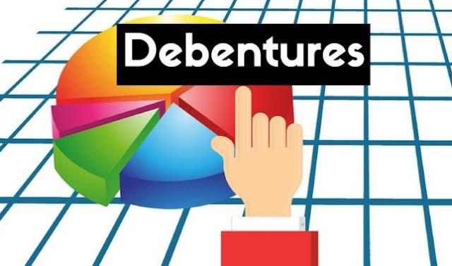 Debenture photo, Debenture funds image,एक डिबेंचर क्या है- In hindi