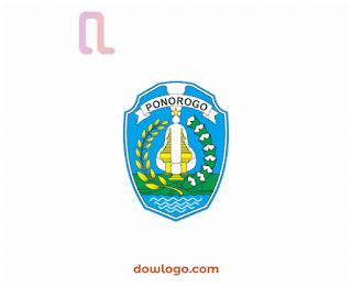 Logo Kabupaten Ponorogo Vector Format CDR, PNG