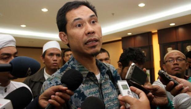 Habib Rizieq Dilaporkan Polisi, Munarman: Upaya Licik Pengalihan Isu Kasus Ahok