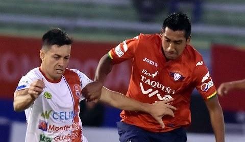 Guabirá vs Jorge Wilstermann VER EN VIVO ONLINE por la fecha 22 del Fútbol Boliviano 2019.