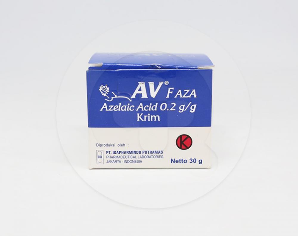 Obat AV F AZA Krim 30 gram - 03