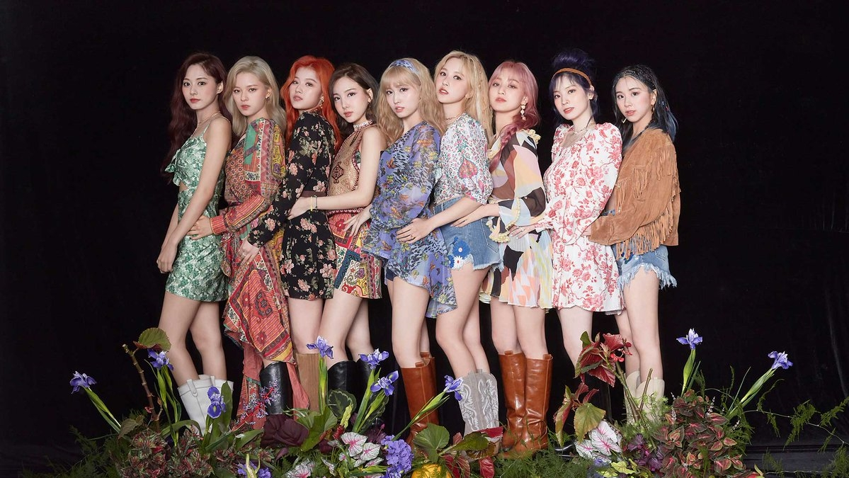 TWICE Tops The Korean Music Chart with Latest Song 'MORE & MORE'