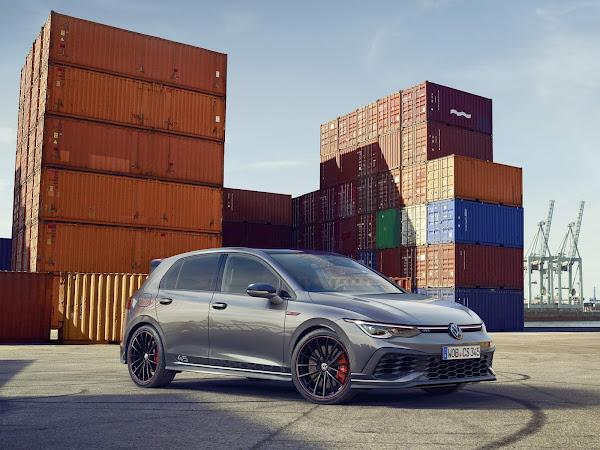 Volkswagen lança o exclusivo Golf GTI Clubsport 45 com 300 cv