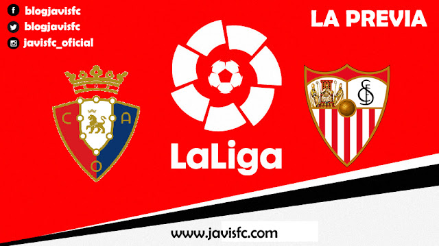 Previa Osasuna - Sevilla FC