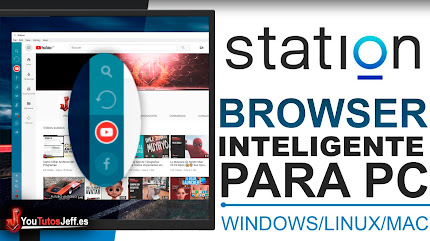 Impactante Navegador Inteligente para PC, Descargar Station Browser Ultima Versión