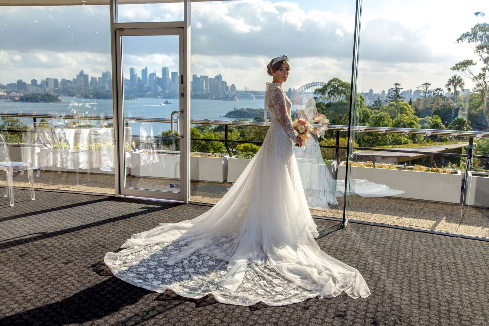 NPM EVENTS SYDNEY WEDDINGS TARONGA ZOO STYLED SHOOT
