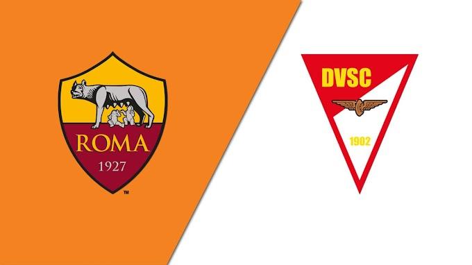 Watch Rome VS Debrecen Matche Live