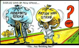 Just in- COEASU suspends strike