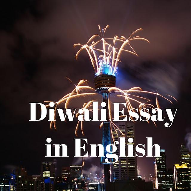 Diwali Essay English