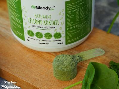 Zielony Koktajl BlendyGo