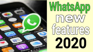 Whatsapp new features 2020 - fingerprint lock, call waiting, groups