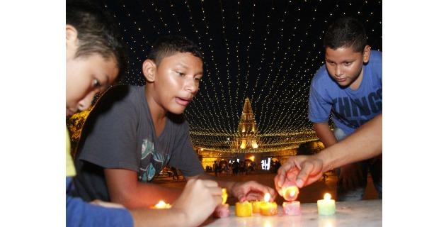 hoyennoticia.com, En celebración de las velitas en La Guajira se impusieron 52 comparendos