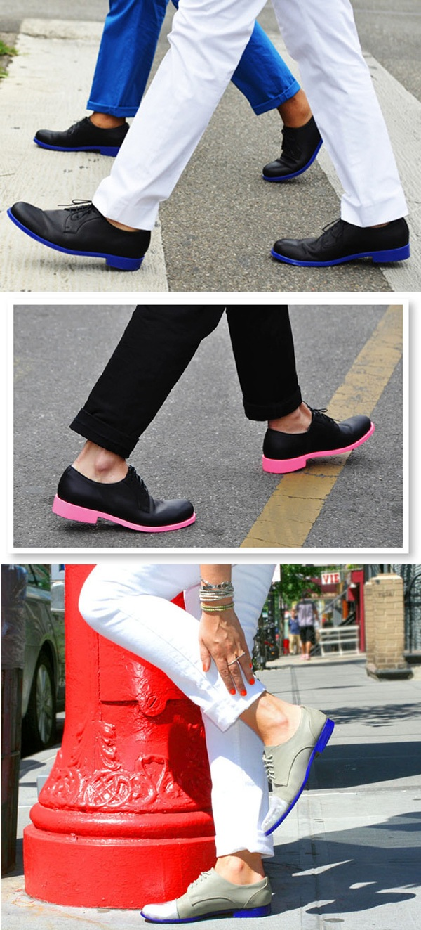 Como Tunear Zapatos de Hombre