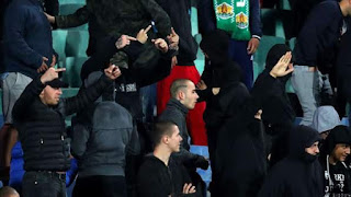 Bulgaria Charged With Racism and Nazi Salutes by UEFA