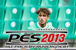 NEW Kitpack Season 2020/2021 - PES 2013