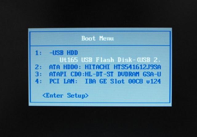 تثبيت نظام لينكس أوبونتو Ubuntu على جهاز الكمبيوتر باستخدام فلاشة USB