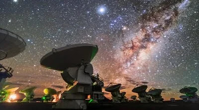 Astronomical Tours in Valle de Elqui.