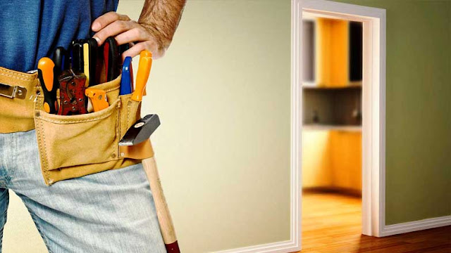 Some home improvements that can be done all by yourself
