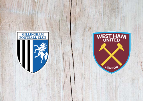 Gillingham vs West Ham United -Highlights 5 January 2020