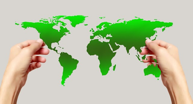 GEO´ ECFR - The Geopolitics of the European Green Deal