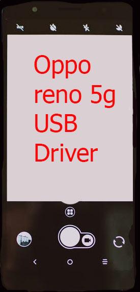 Oppo reno 5g USB Driver Download