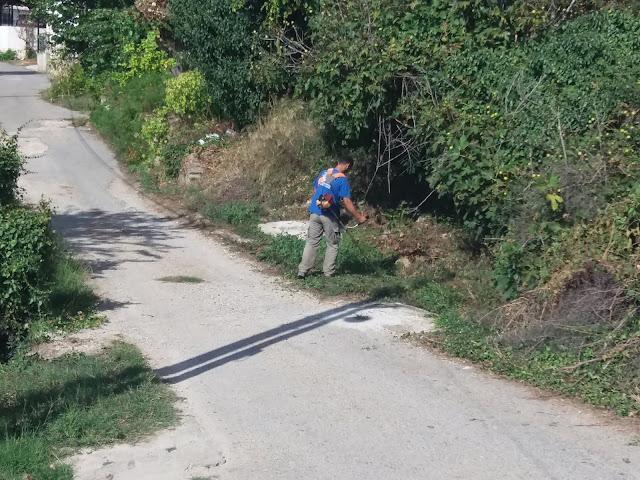 Θεσπρωτία: 9.000 ευρώ από το δήμο Σουλίου για καθαρισμό χώρων στην Παραμυθιά και σε 3 χωριά...