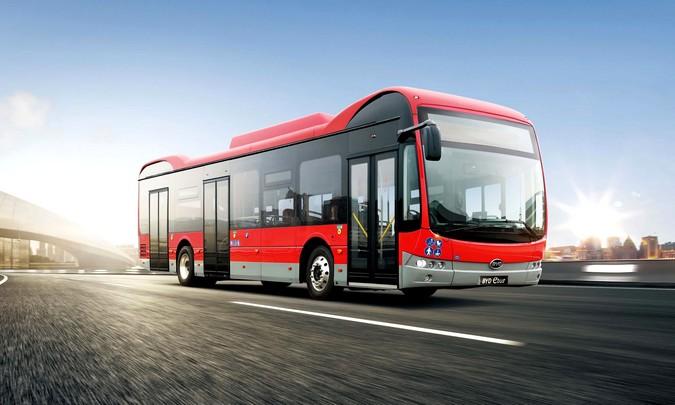 BYD obtém o primeiro pedido de ônibus na Romênia