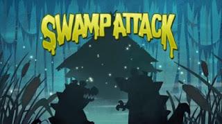 Swamp Attack Mod Apk Download