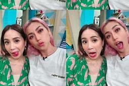 Dulu Berselisih Paham, Kini Jessica Iskandar Bisa Peluk Nagita Slavina
