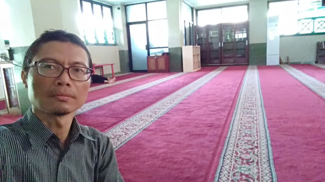 Masjid Asy-Syarif Al-Azhar BSD