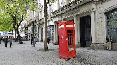 Ti Porto a Londra