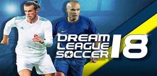 Game Sepak Bola Android / IOS Terbaik dan Terpopuler - Dream League Soccer 2018