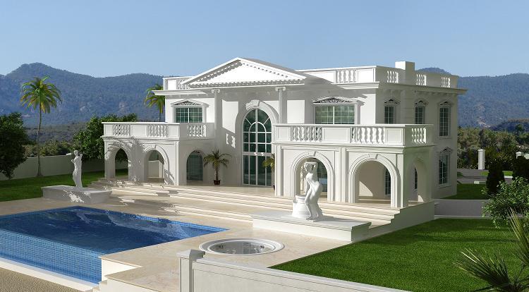 Modern Beautiful Homes Designs Exterior Views 3 750×414