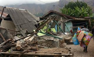 Penjelasan Singkat Proses Terjadinya Gempa Bumi
