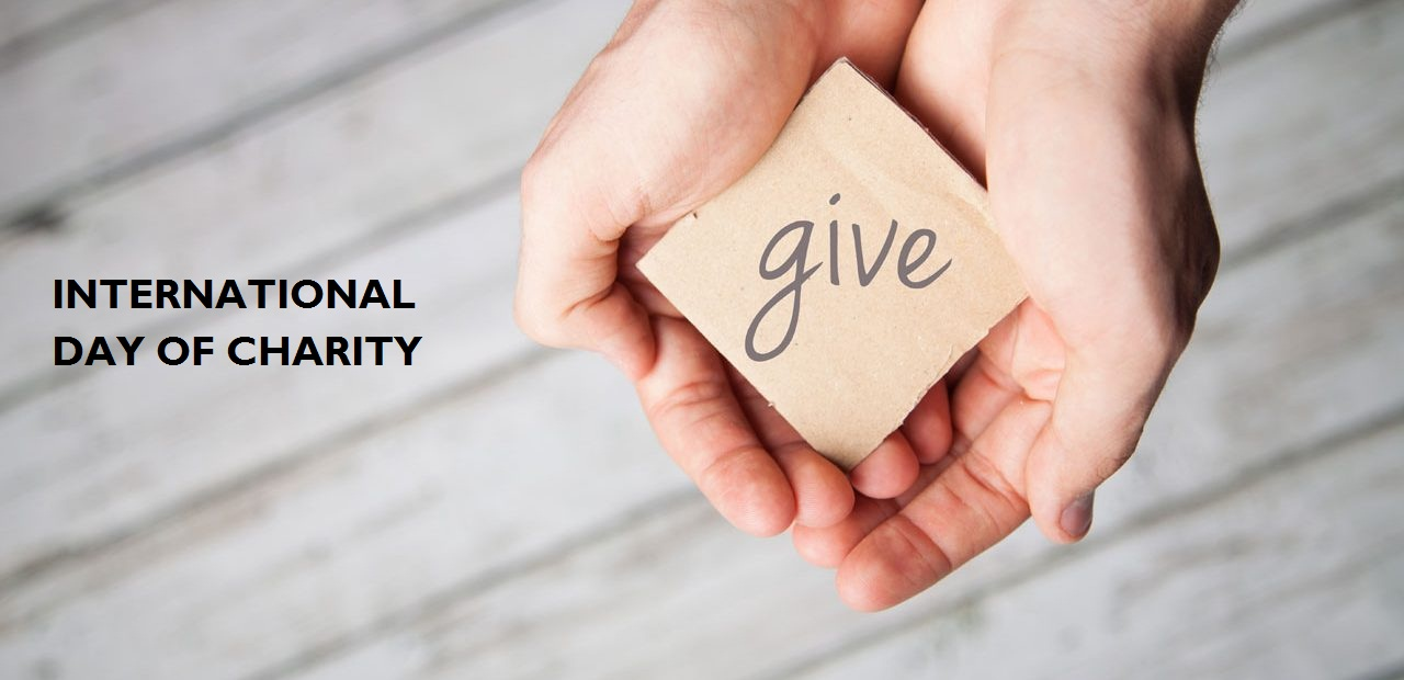 Image result for international day of charity