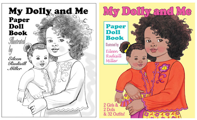 My Dolly and Me Paper Doll Book