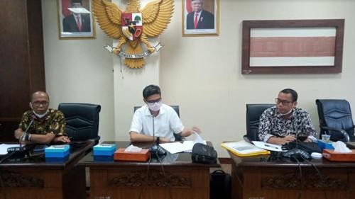 DPRD Sumbar Sorot Timsel Calon Komisioner KPID Sumbar