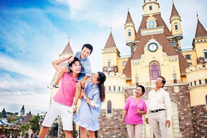 Du lịch Nha Trang - 5 khu vui chơi cực 'hot' dành cho gia đình ngày lễ, tết