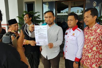 Jak Glueng Perawat, Waki Bupati Aceh Timu Ka Jilapor bak Polda