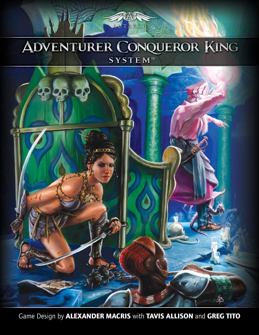 Classic Rpg Realms Adventurers Conquerers Kings Review 1