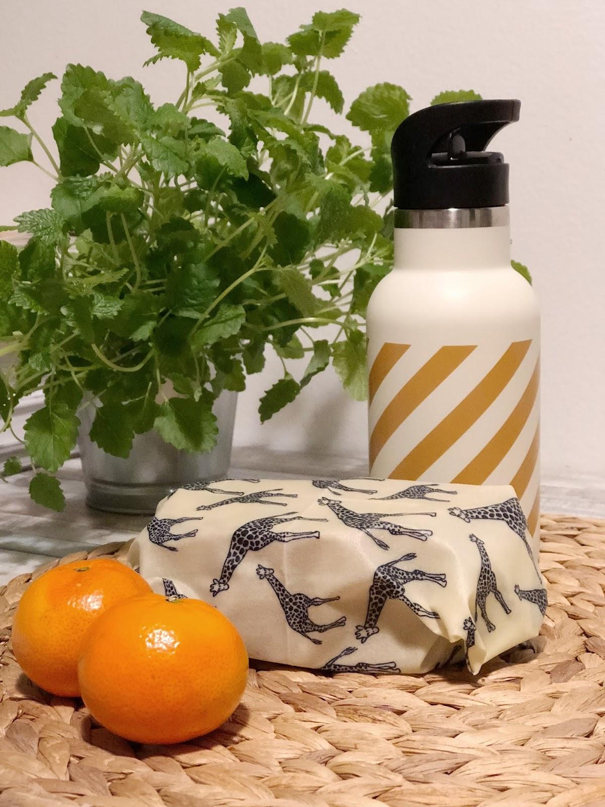 Superbee wax wraps, ekologinen vaihtoehto muovikääreille