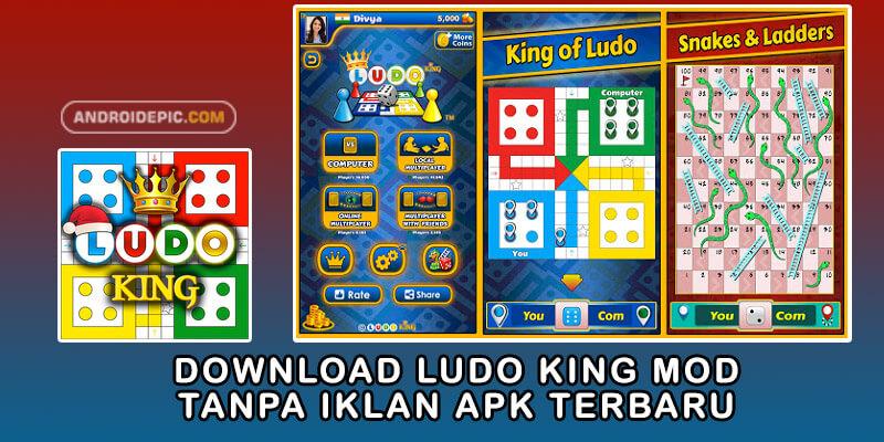 Download Ludo King Mod Tanpa Iklan Apk Terbaru