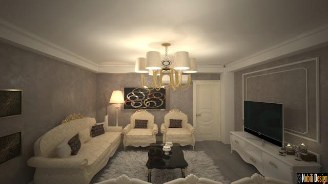 Amenajari interioare case clasic si modern - Firma amenajari interioare Bucuresti