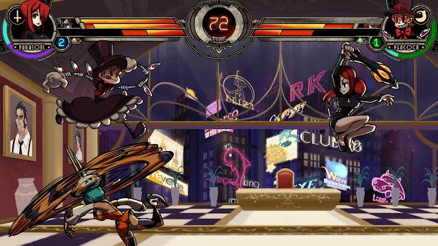 Skullgirls - PC FULL Captura 3