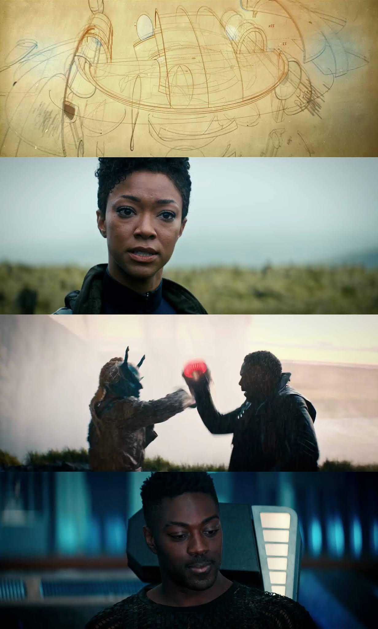 Star Trek Discovery Temporada 3 HD 720p Latino