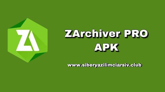 ZArchiver Pro v9.5.0 APK - Donate Full