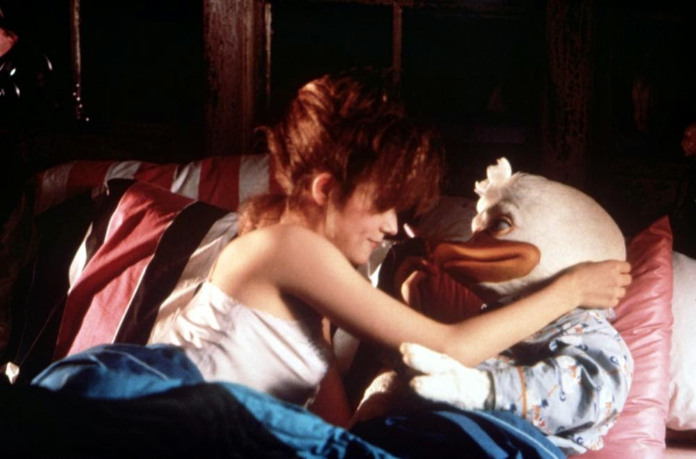 Howard the Duck Lea Thompson sex scene Marve movie